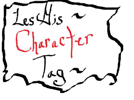 Les Mis character tag